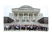 IAUP in China for Semi-Annual Meeting