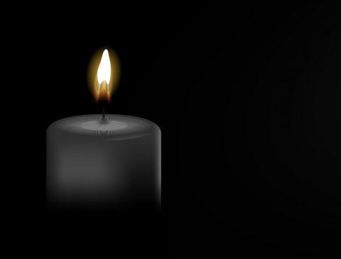 kerze-schwarz-hintergrund-banner-vektor-tod-trauer